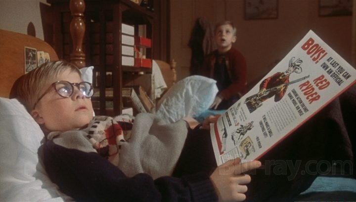 Why Men Love A Christmas Story
